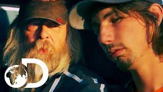 Смотреть Gold Rush | SEASON 8 | End Of An Era For Parker At Scribner Creek онлайн