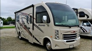 2015 Thor Motor Coach Vegas 24.1 Class A RUV Walkthrough | 7494