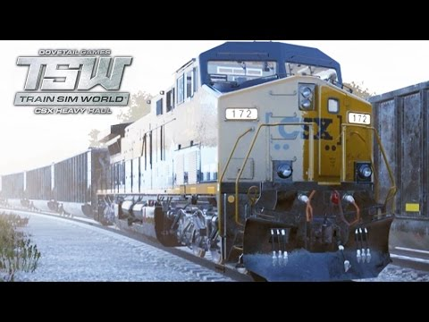TSW: CSX Heavy Haul - Moving Coal