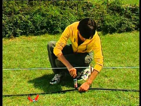 Colibr system l 39 irrigazione interrata facile e for Claber irrigazione interrata