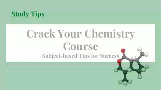 Crack Your Science Course - Chemistry