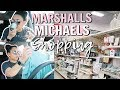 SHOP WITH ME 2018 | SHOPPING AT MICHAELS & MARSHALLS FOR HOME DECOR |  Page Danielle