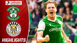 Hibernian 1-0 St. Mirren | Scott Allan Scores Late Winner! | Ladbrokes Premiership