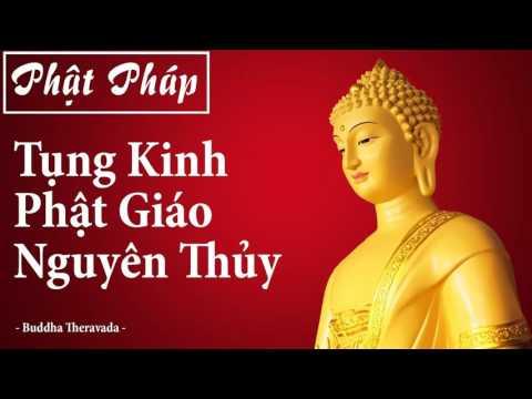 Tụng Kinh Phật Giáo Nguyên Thủy  Buddha Theravada, Kinh Phật Hay, Phật Giáo