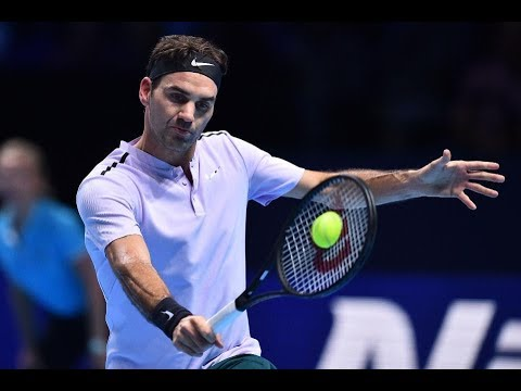"Roger ""The King"" Federer (Career Highlights)"