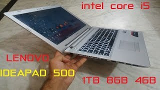 lenovo ideapad 500 full review HINDI