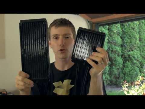 Cooler Master Seidon 240M & 120 XL Liquid Coolers Unboxing & Overview
