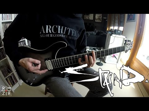 Staind - Can't Believe (2001) | Guitar Cover | HD