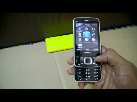 NOKIA N96 DEMO VIDEO