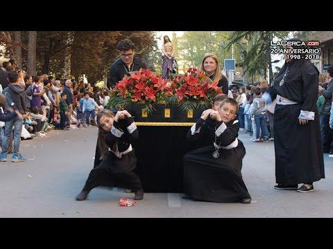 Semana Santa de Albacete 2017 - Lunes Santo - Dejad que los niños se acerquen a mí