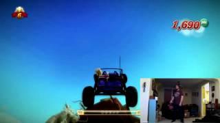Speedy Assassin (Kinect Joy Ride)