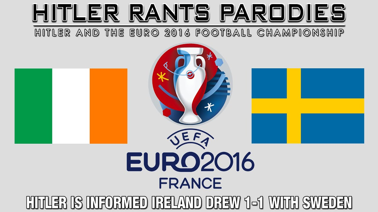 Hitler is informed Ireland drew 1-1 with Sweden