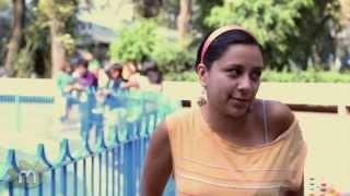 Trailer Hula-hoop. Movimiento continuo