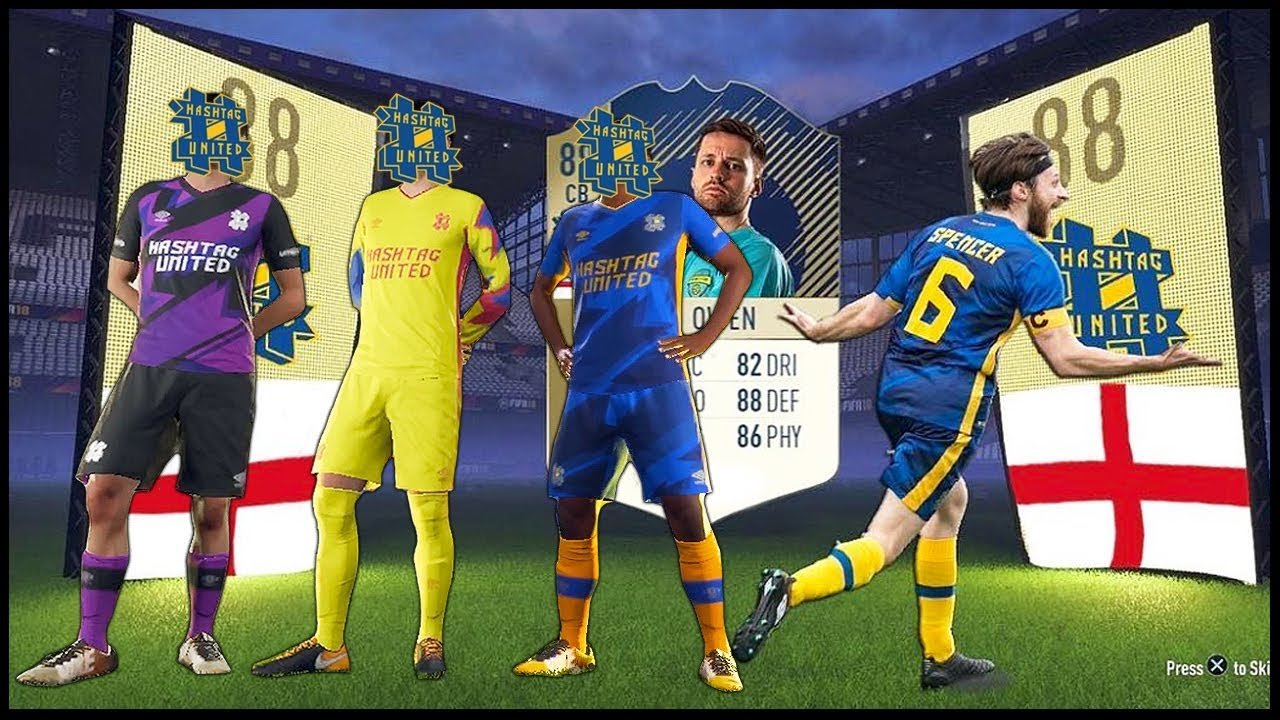 how to change your kit on fifa 18 ultimate team