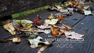 ADIOS: Meditacion Guiada de 3 Minutos | A.G.A.P.E. Wellness