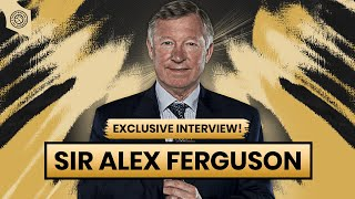 Exclusive Interview: Sir Alex Ferguson on Mason, Bruno Fernandes & '91 Cup Final!!