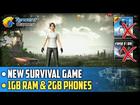 new-survival-game-for-1gb-and-2gb-ram-phones-|-tencent-games-:-pubg-mobile-marching-review