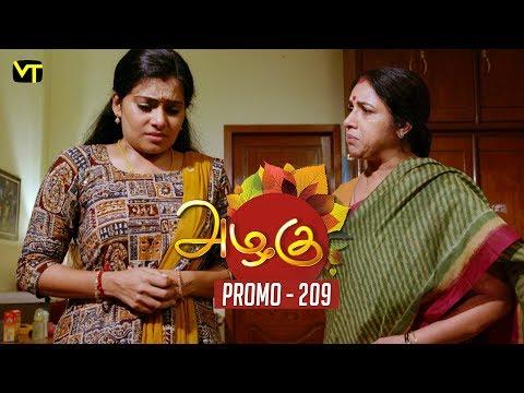 Azhagu Promo 26-07-2018 Sun Tv Serial Online