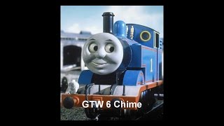 Thomas and Friends with American Whistles and Horns