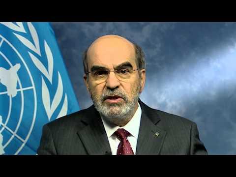 Message from José Graziano da Silva, FAO DG, to PAA Africa participants