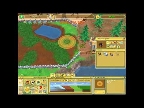 Zoo Tycoon 2 - Prevent Animal Abuse - Smuggling Ring Exposed Walkthrough PC
