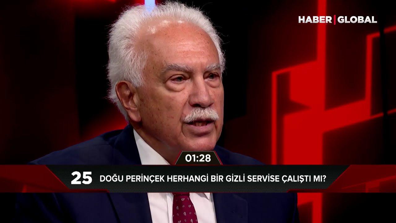 Doğu Perinçek'i çıldırtan iddia: Siz  Türkiye'nin en karakterli insanına bu soruyu nasıl sorarsınız