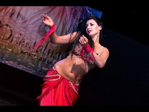 Hot arabic dance - 3 9