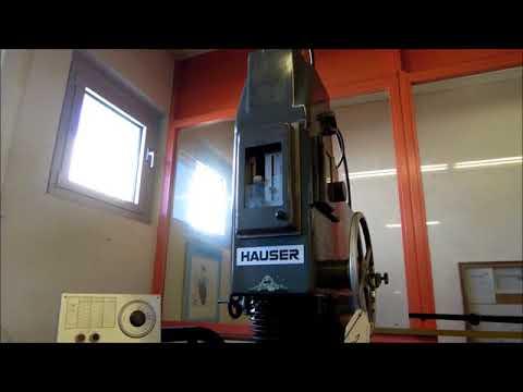 HAUSER 3 SM-DR Profile Grinding Machine
