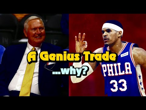 Why The Tobias Harris Trade Was Low-Key GENIUS