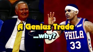 Why The Tobias Harris Trade Was Low-Key GENIUS