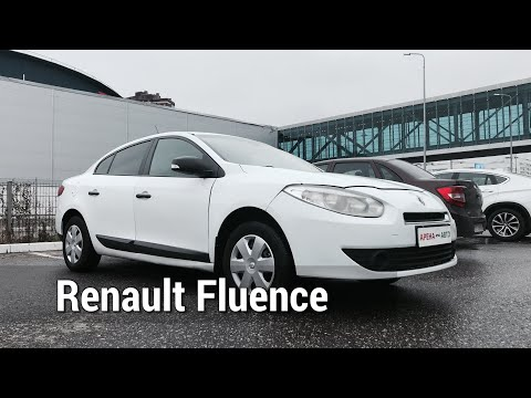 | Авто обзор на Renault Fluence | Рено Флюинс  за 310 К