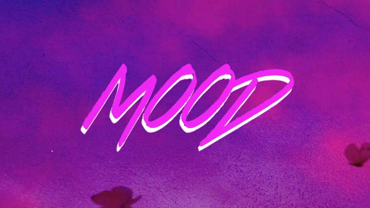 24kGoldn - Mood (Official Lyric Video) ft. Iann Dior