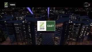 اغنية اللحظة الحلوة في زد  - غناء تامر حسني /zed park