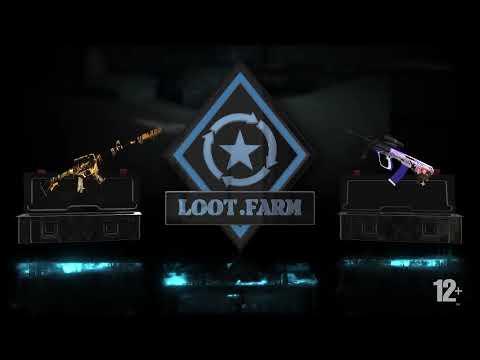 LootFarm - CSGO and DOTA 2 skins trade bot