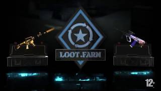LootFarm - CSGO and DOTA 2 skins trade bot