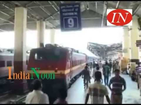 Twin Bomb Blasts at Chennai Central Station