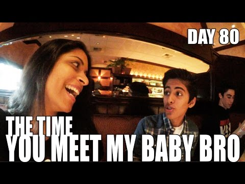 The Time You Met My Baby Bro Day 80