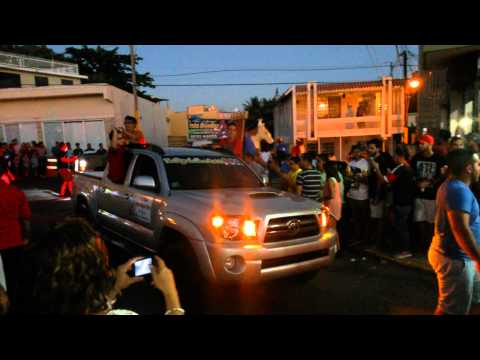 Festival de Reyes Moca 2014 Puerto Rico