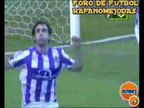 Luis Prieto en el Real Valladolid