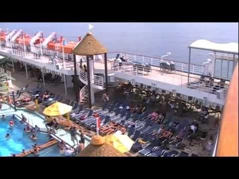 Carnival Fascination Ship Tour