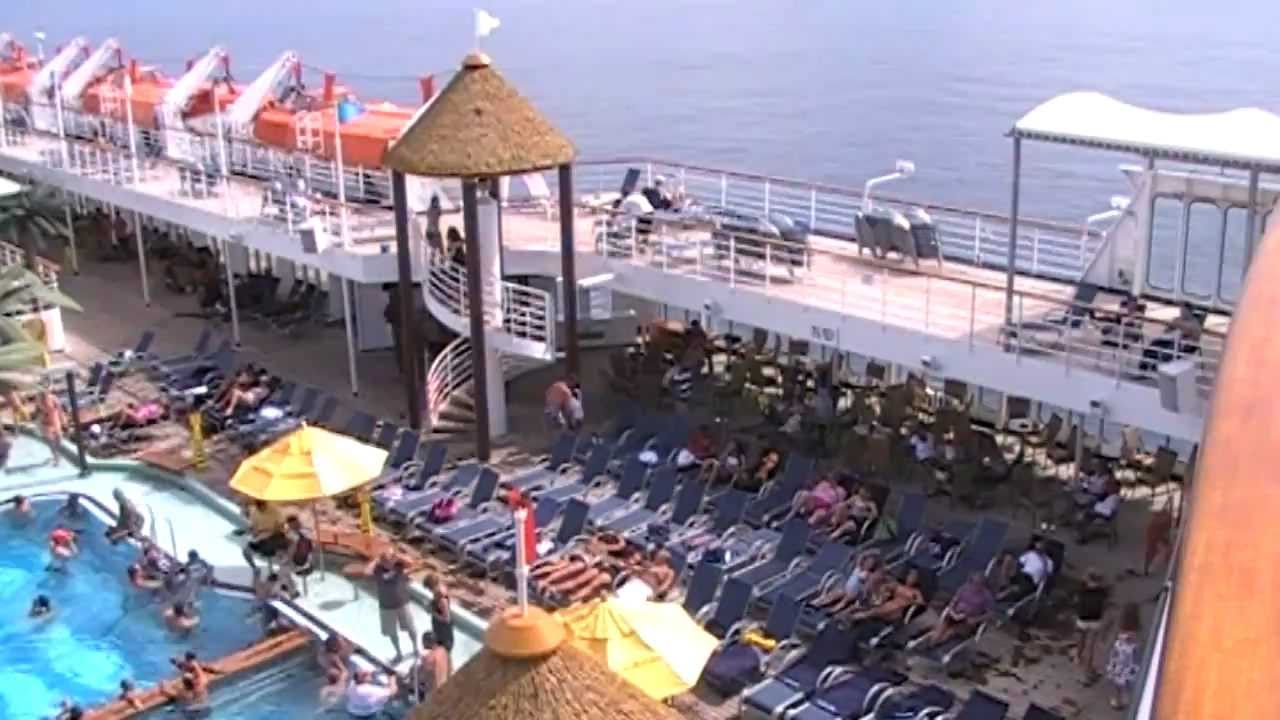 Carnival Fascination Tour