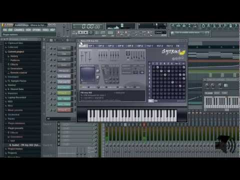 Where to Put Plugin Preset Files (Free Sytrus Preset)