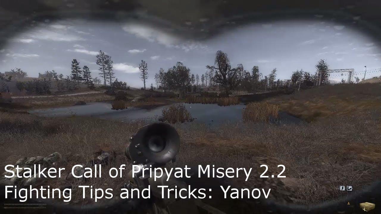Stalker Call Of Pripyat Tips