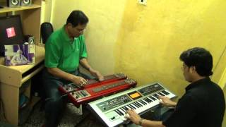 Mangal deep jele - Accompany by Pramit & Lead by Pranab.avi