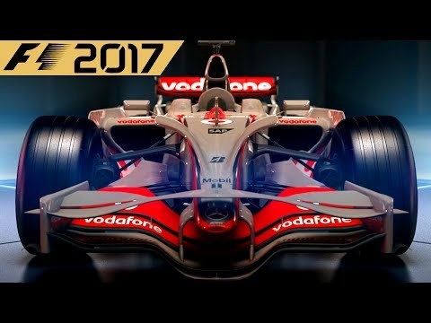 F1 2017 McLaren Classic Trailer | MP4/4, MP4/6, MP4/13 & MP4-23 | Formel 1 2017 German