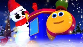 Рождественский Снеговик ⛄   лучшие рождественские песни   песни для детей   Christmas Snowman