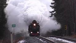 """Steam Locomotive / Höyryveturi Tk3 1136 """"Pikku Jumbo"""" - 25.11.2017"""