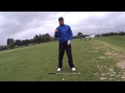 Janne Kaske, ammattina golf. Osa2 Svingi