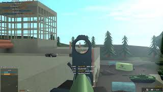 Roblox Phantom Forces - SKS Fun time.
