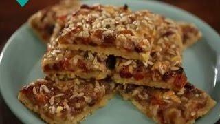 Пирог с сухофруктами. Рецепты счастья. Новая история